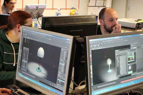 Formation Animateur de personnages 3D dès octobre 2017